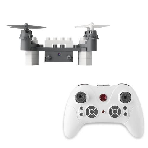 RC Drohne FPV VR Wifi DIY RC Quadcopter Höhe Halten Fernbedienung Drohne mit 1MP HD Kamera RC Hubschrauber