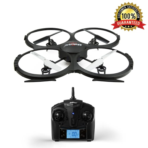 UDI U818A 2,4 Ghz HD + Kamera Drone RC Quadcopter