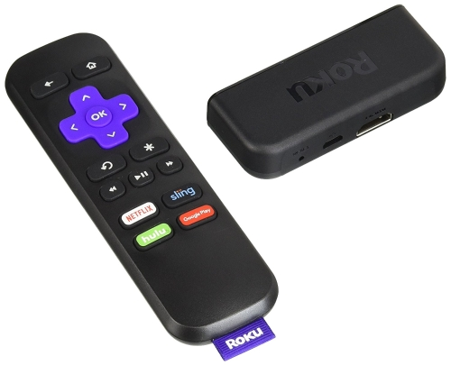 Roku Express - HD потоковый проигрыватель