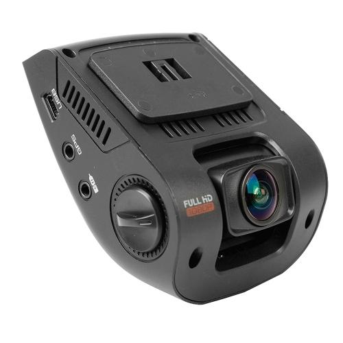 """ريكسينغ v1 سيارة داش كاميرا 2.4 """"لد فد 1080 وعاء 170 درجة زاوية واسعة كاميرا مسجل مع سوني حساس فيديو الاستشعار، g- الاستشعار، ودر، حلقة تسجيل"""