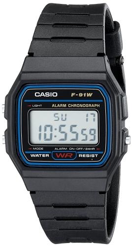 Reloj deportivo digital Casio F91W