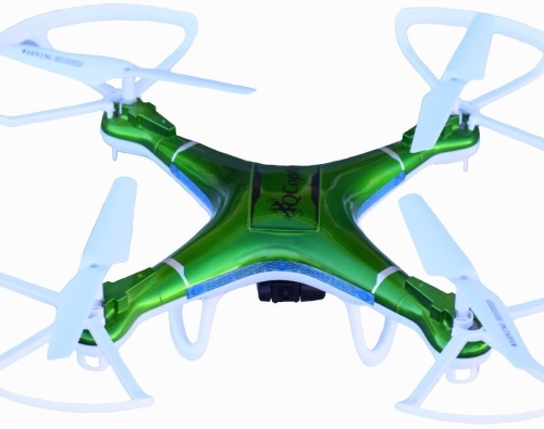 QCopter Drone Quadcopter w/HD FPV ...