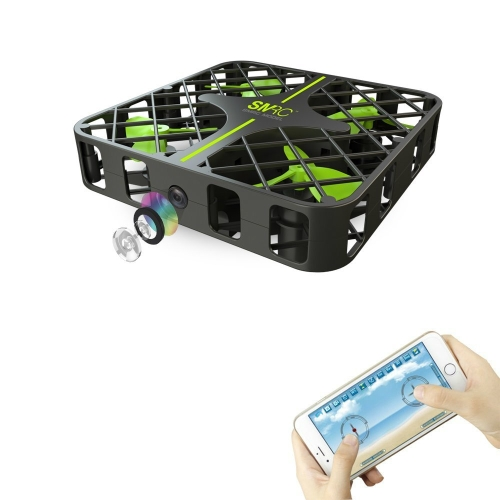 Rabing Foldable Mini FPV VR Wifi Altitude Hold Remote Control with HD 720P Camera RC Quadcopter