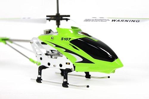 Syma S107 3-канальный RC-вертолет с гироскопом