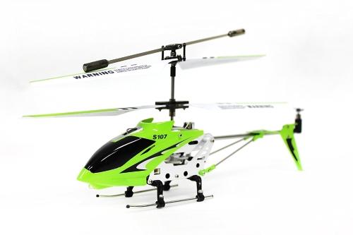 Elicottero RC a 3 canali Syma S107 con giroscopio