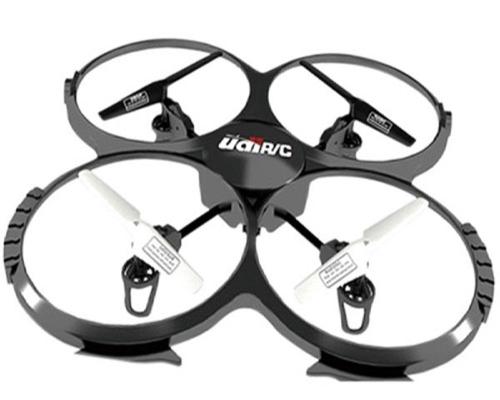 UDI U818A 2.4GHz 4 CH 6 Axis Gyro RC Quadcopter com câmera RTF Mode 2