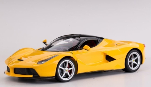 RASTAR 1/14 Scale Ferrari La Ferrari Laferrari Radio Remote Control Model Car R/C RTR Open Doors (Color May Vary)