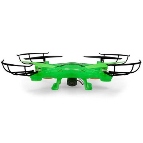 World Tech Toys 2.4Ghz Striker Glow-in-The-Dark 4.5-канальный RC Spy Drone