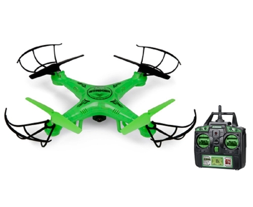 World Tech Toys 2.4Ghz Striker Glow-dans-le-noir 4.5 canaux RC Spy Drone