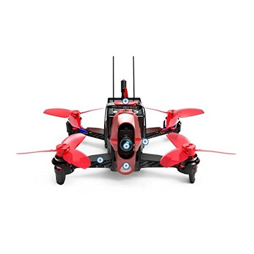 Walkera Rodeo 110 BNF Brak TX 110mm Racing Drone FPV RC Quadcopter (z 600TVL Camera / Battery / Charger)