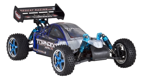 Redcat Racing Brushless Electric Tornado EPX PRO Buggy with 2.4GHz Radio, Vehicle Battery & Charger Included (1/10 Scale)