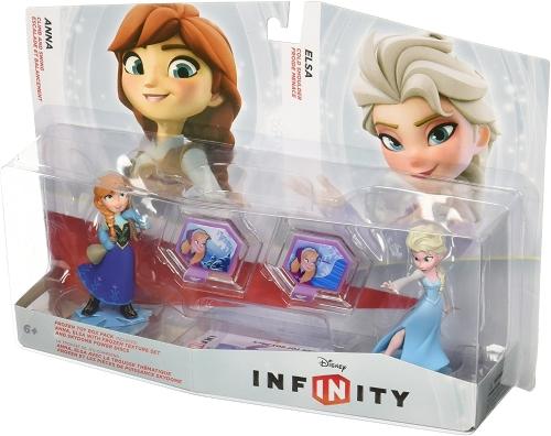 DISNEY INFINITY - Gefrorenes Spielzeug Box Set