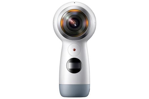 Samsung Gear 360 (edycja 2017) Real 360 ° 4K VR Camera (wersja amerykańska z gwarancją)
