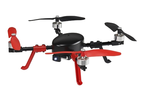 RC Logger EYE One Xtreme 6-Axis Auto-Balancing Quadcopter with Brushless Motors, Including 2,4 GHz Remote Control, PPM Compatible