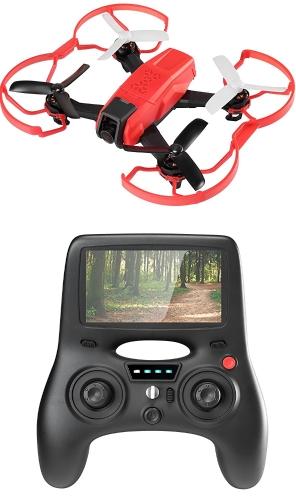 RC EYE Xtreme V2, FPV Drone for Beginner, câmera HD com gravação de vídeo, imagem ao vivo de 5,8 GHz, ângulo de câmera ajustável, Altitude Hold, poderosos motores sem escova. Pronto para voar.