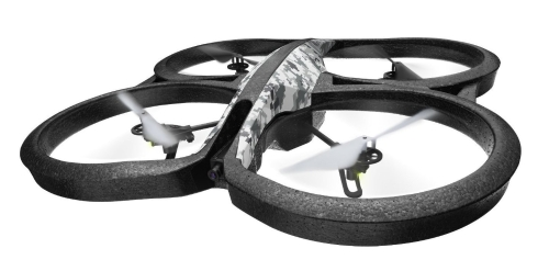 Parrot AR.Drone 2.0 Elite Edition Quadcopter - Snow