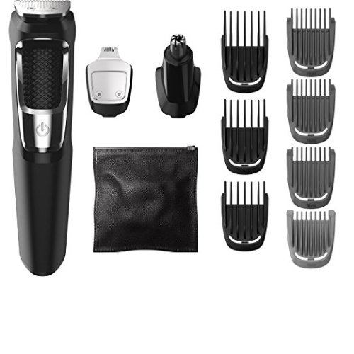 Philips Norelco Multigroom All-In-One Series 3000, 13 триммер для крепления, MG3750