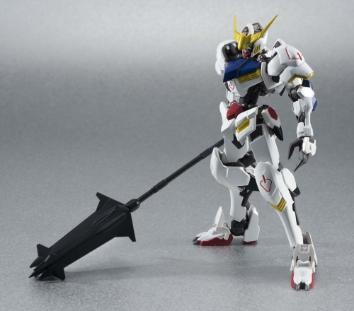 Bandai Tamashii Nations Robot Spirits Gundam Barbatos Action Figure