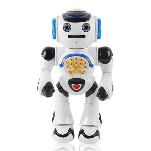 3C-LIFE 2018 Telecomando Robot RC Giocattoli per ragazzi e ragazze, Camminare interattivo Cantando Ballando Smart Robotics per il Senso gestuale programmabile Robot Kit-Red