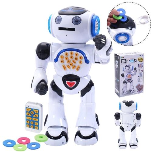 Cafago Com 3c Life 2018 Remote Control Rc Robot Toys For Boys And
