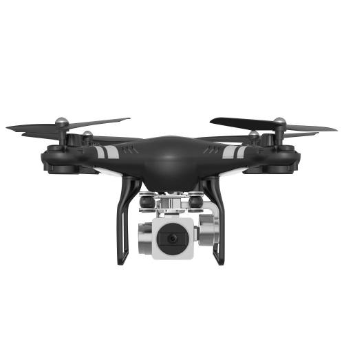 Cewaal Drone dla początkujących Fpv Trening Quadcopter z kamerą HD wyposażoną w silnik szczotki, tryb bezgłosu Jeden klucz Powrót Łatwa obsługa
