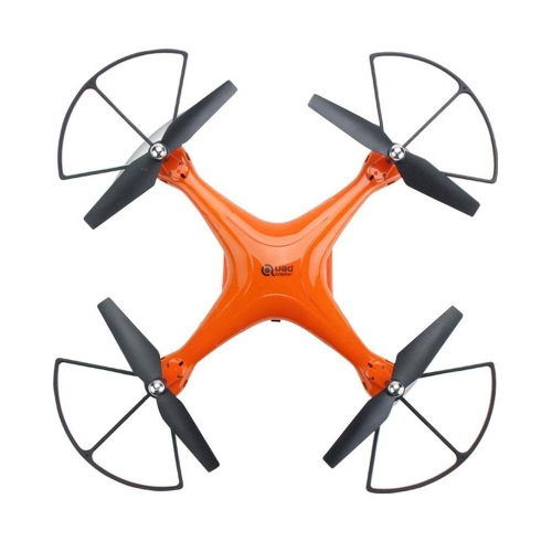 Cewaal S10 Controle Remoto Quadcopter Drone, 360 Flips Set High One-touch Off Headless Mode Drone sem câmera para Long Flight Time