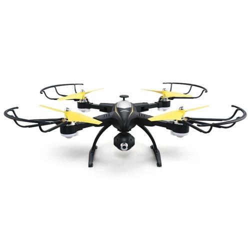 Physport Pieghevole Quadcopter Wifi RC Drone Elicottero Telecomando FPV VR con Telecamera 2MP HD 2.4GHz 6-Axis Gyro 4CH Trasmissione in tempo reale PY39