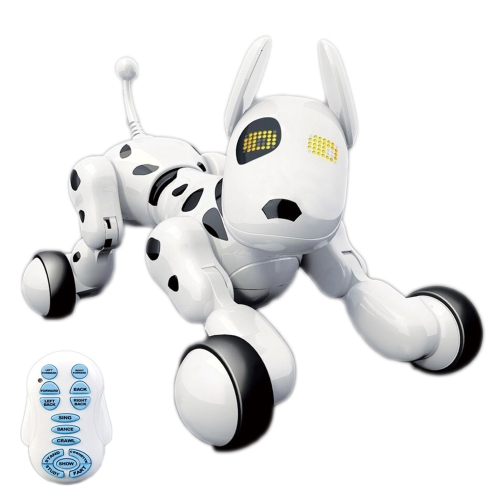 Hi-Tech Wireless Remote Control Robot Interactive Puppy Dog For Kids, Children,Girls, Boys