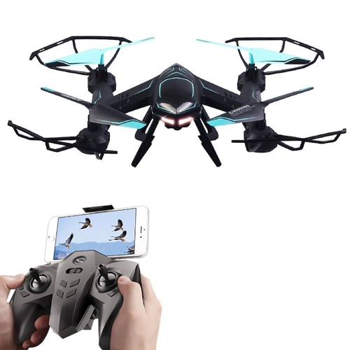 Rabing RC Quadcopter Volo Path FPV VR Wifi RC Drone 2.4 GHz 6 assi Gyro Remote Control Drone con HD 2MP Camera Drone