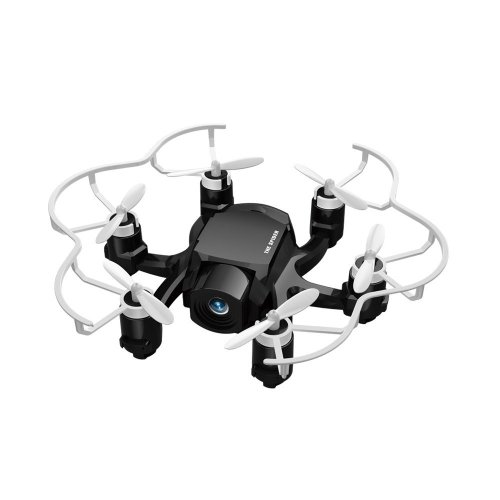 Onlydriod FQ777 126 Mini Quadcopter RC Helicopter Drone 2.4Ghz 6-Axis Gyro con 2MP HD Camera Headless Mode RTF 3D-flip & One-key Return