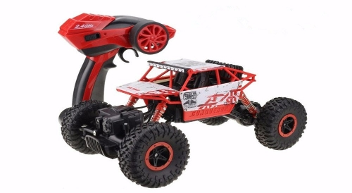 Auto RC, DeXop 2.4HZ Electric Rock Crawler Radio Control Auto Off Road ad alta velocità Racing Auto controllo remoto