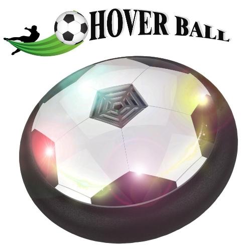 Toyk Kids Toys the Amazing Hover Ball con Powerful LED Light Size 4 Ragazzi Ragazze Sport Bambini Giocattoli Training Football per Indoor o Outdoor con giochi per genitori