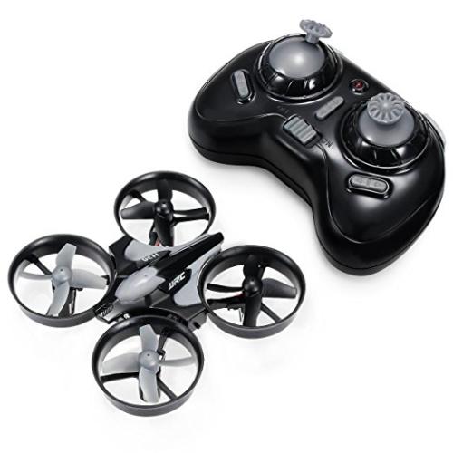 REALACC H36 Mini Quadcopter Drone 2.4G 4CH 6 Axis Modalità Headless Telecomando UFO Nano Quadcopter RC Toy RTF Mode 2 (Grigio)