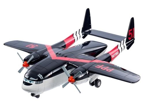 Disney Fisher-Price Planes: veicolo per il trasporto di cabbie di salvataggio e antincendio