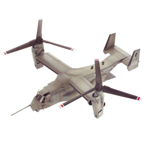 Modello Italeri 1/48 Scala V-22 Kit modello OspreyPlastic di Italeri. Adatto per età 14 e precedenti