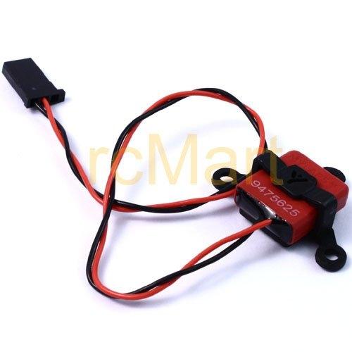 Transponder ibrido diretto MYLAPS RC4 con 2 cavi # 10R078