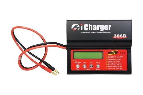 Batteria LiPo Balance Caricabatteria 30 ampere 306B +, include cavo multi-carica 18X
