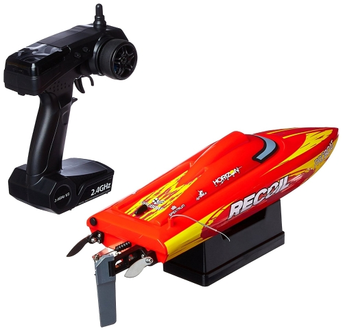 Pro Boat Recoil 17 pollici Self-Righting Deep V Brushless: RTR RC Boat