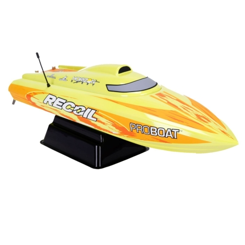 Pro Boat Recoil da 26 pollici Self-Righting Deep-V Brushless: RTR RC Boat