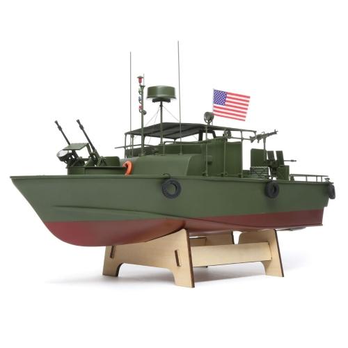 PRB Alpha Patrol Boat, 21