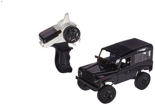 RC4WD Automobile 1/18 Gelande II Pronto a correre con il camion di controllo radiofonico D90 Body Set