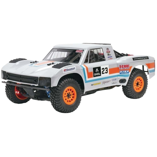 Axial Yeti SCORE 4WD RC Trophy Truck non assemblato Off-Road 4x4 Desert Truck elettrico, Kit scala 1/10
