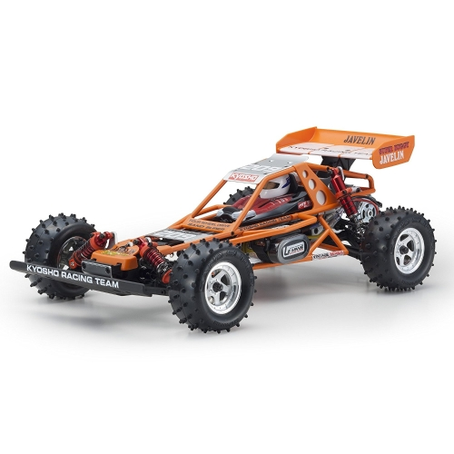 Kyosho Javelin 4WD Kit Buggy Off-Road RC in scala 1: 10