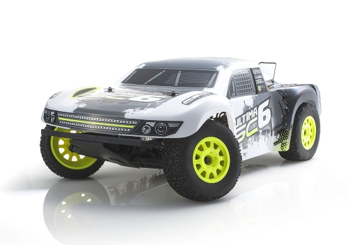 Camion RC Kyosho Ultima Ready Short Course