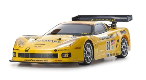 Kyosho 33202B FW-06 Corvette C6R Nitro RC Car Ready Set -