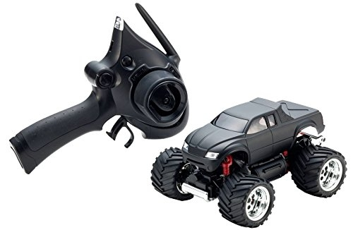 Kyosho Mini-Z Monster EX Mad Force 1: 27-scale RC Monster Truck