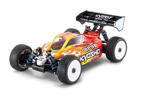 Kyosho Automobile 1: 8 Electric RC Buggy Kit