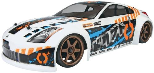HPI Racing 106154 Sprint 2 Drift Nissan 350Z RTR 2,4 GHz