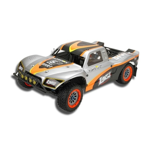 team losi 5ive-t rtr avc 4wd sct rtr truck