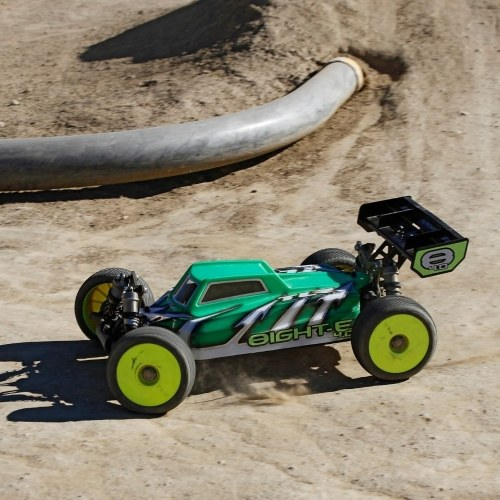 team losi 8ight-e 4.0 4wd electric buggy kit (1/8 scale)